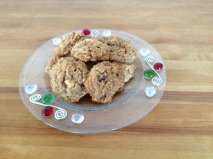 "While the title ""Breakfast Cookies"" is deceiving, they aren't just for breakfast!"